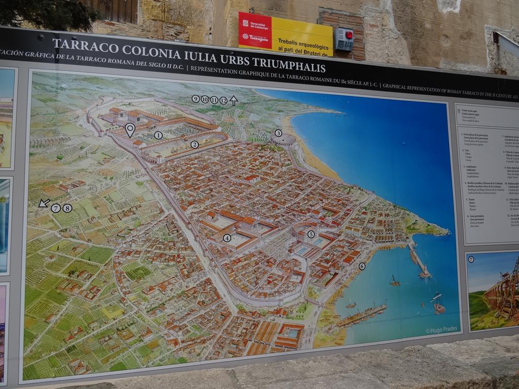 Besichtigung Tarragona